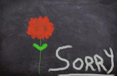 Cosa fare con i bambini che non vogliono chiedere scusa
